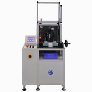Reverse bend testing machine - REVERSE BEND TESTING MACHINE 180¡ for wire samples