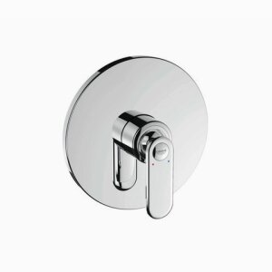 Veris single lever shower mixer