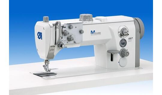 667 180010 The New M Type Lockstitch Flat Bed Machine With Large Horizontal Hook In Eco Version By Durkopp Adler Ag Special Sewing Machines Automatic Equipment And Accessories Ambista