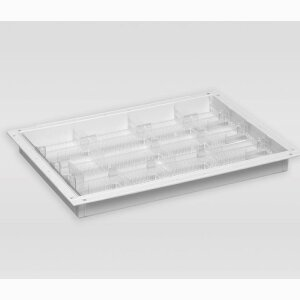 Cart Organisation - FlexModul® trays for the cart
