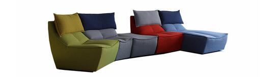 HIP HOP.828/830 by Calia Trade S.p.A. | Upholstered landscapes ...