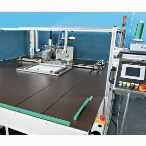 CNC-Sewing Unit KL 100