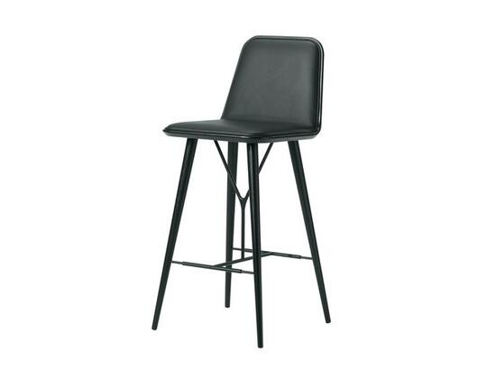 Awe Inspiring Spine Barstool By Fredericia Furniture A S Counter Stools Camellatalisay Diy Chair Ideas Camellatalisaycom