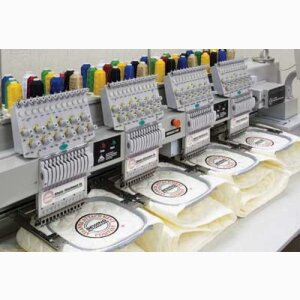 Automated Border Embroidery System