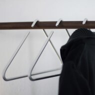 Triangle - musical coat hanger