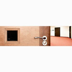 Fire Rated Panels - Strebord Door Cores Series