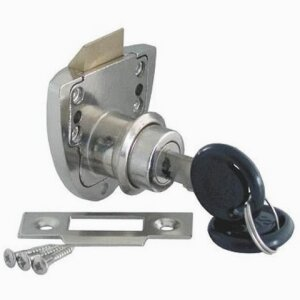 LOCKS FOR WOOD, GLASS & METAL FURNITURE - Slam Lock 856N