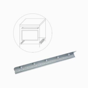 KITCHEN ACCESSORIES - SUPPORT FOR OVEN: 820