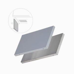 KITCHEN ACCESSORIES - UNDER EXTRACTOR HOOD SIDE PROTECTORS: 720