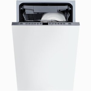 Fully-integrated 45cm dishwasher