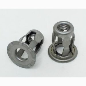 Specialized Tee Nuts –2 Prongs Slab Based Nuts (half thread)