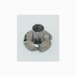 Tee Nut –Stainless Steel 4 Prongs