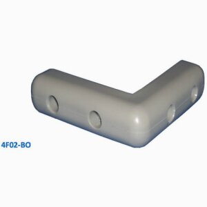 Corner buffers - 4F02-BO