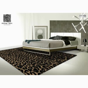 Animal skin carpets