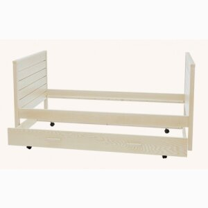 WOODY Bedbox Trundle