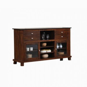 Two Door Four Draw Sideboard