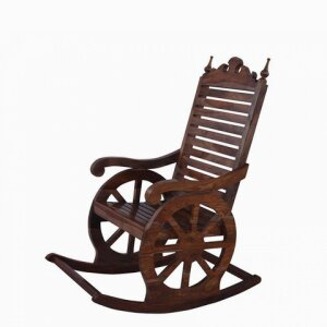 Wooden Rocking Chair PRODUCT CODE: Chair161
