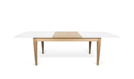 Product Picture 01 Of Niche Dining Table Extending With Solid Wood Base