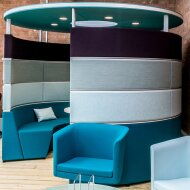 HIVE seating furniture system