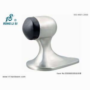 ZINC ALLOY DOOR STOPPER