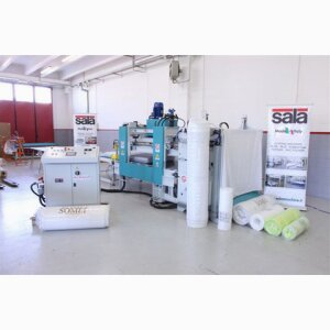 Roll press machine for mattresses Rolling Press Baby