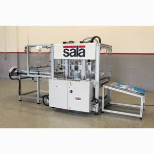 vacuum press Saldopress TP
