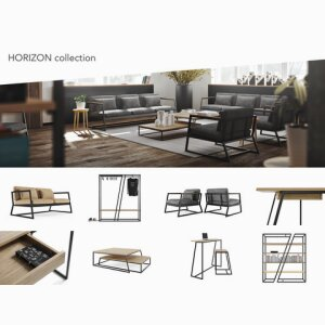 HORIZON furniture collection