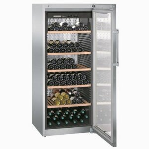 WKes 4552 GrandCru - Cabinet fridge for wine storage
