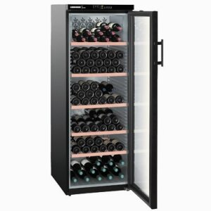 WTb 4212 Vinothek - Multi-temperature wine storage cabinet