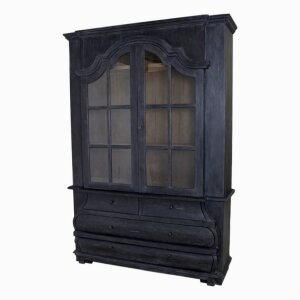 Upper glass cabinet Durham