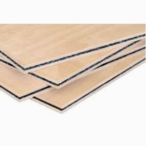 DYAS ABSORPTION - PLYWOOD WITH THE ANTINOISE AND ANTIVIBRATION