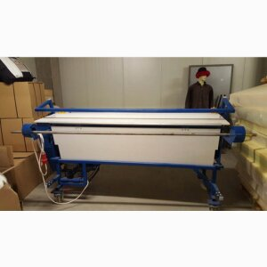 Mattress rolling machines - A 200 - KRETSCHMAR