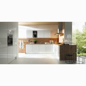 alea L091 Crystal white high gloss