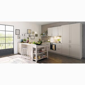 casa L213 Sand grey silk gloss