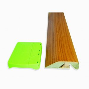 3 in 1 Wood Veneer Profile – Oak Lacquered