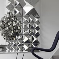 MIRROR SCULPTURES Wall Decoration 1965