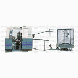 SX-80A DIGITAL UNKNOTTED SPRING COILING MACHINE