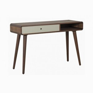CASØ 500 desk, american walnut
