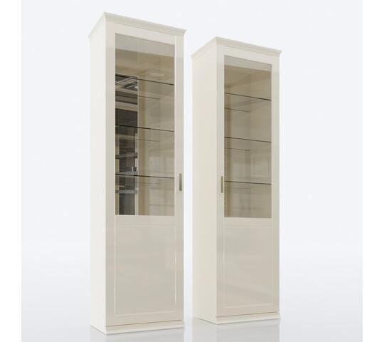 Glass Door Wall Cabinet 108lr Von Ukryug Ltd Vitrinen Ambista