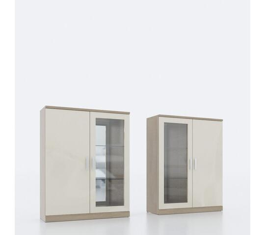 Glass Door Wall Cabinet 413 Von Ukryug Ltd Vitrinen Ambista