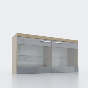 Wall display cabinet 606