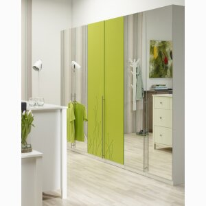 Z-UP Wardrobe System Green