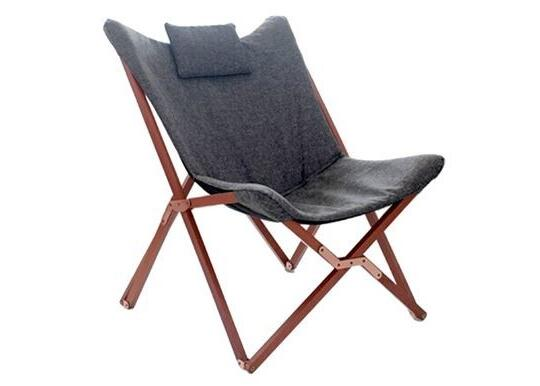 Folding Fly Chair by Housetex Industries Co., Ltd | Chairs | ambista