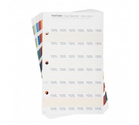 PANTONE Fashion Home + Interiors Color Specifier TPG Incl. 210 New Item  Code: TPGSPN
