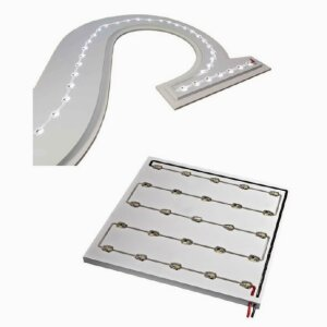 SHAPED LED BOARDS