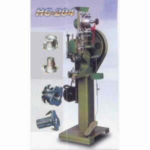 HC-204 Steel Furniture Riveting Machine