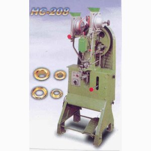 HC-208 Auto-Eyeleting Machine