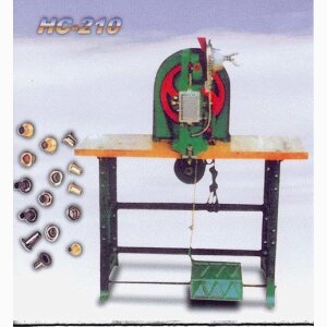HC-210 Mini Eyeleting Machine