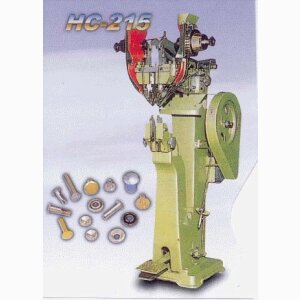 HC-215 Twin Riveting Machine