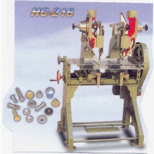 HC-216 Twin Riveting Machine
